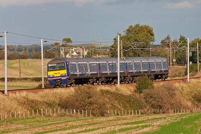 These units have replaced the temporary measure of using a class 90 loco and a short rake of mkIII coaches with a DVT.