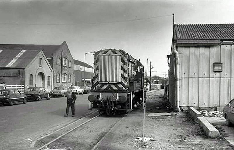 Lowestoft Harbour Branch