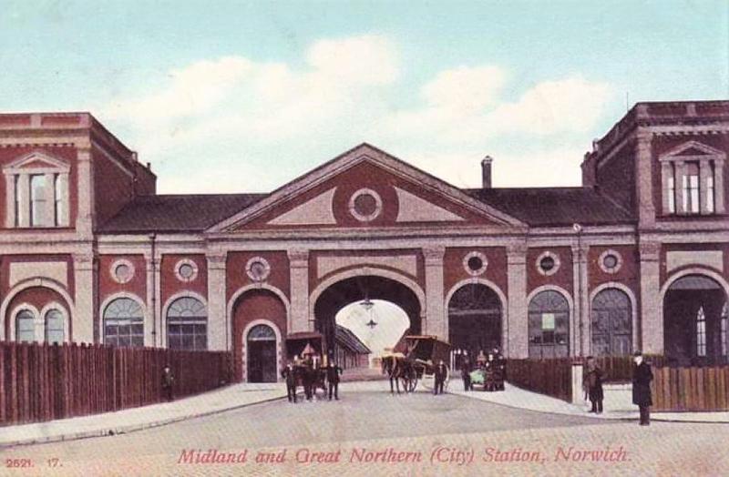 Norwich Cityj