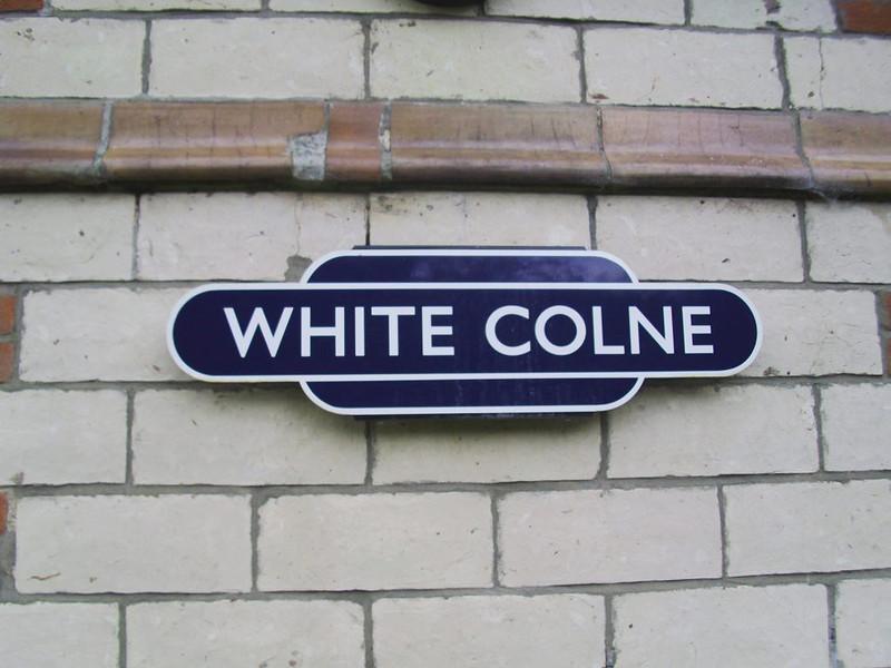 White Colne