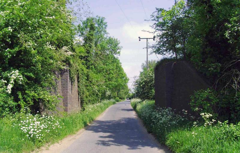 Thetford to Swaffham Line