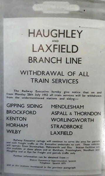 Mid Suffolk Light Railway