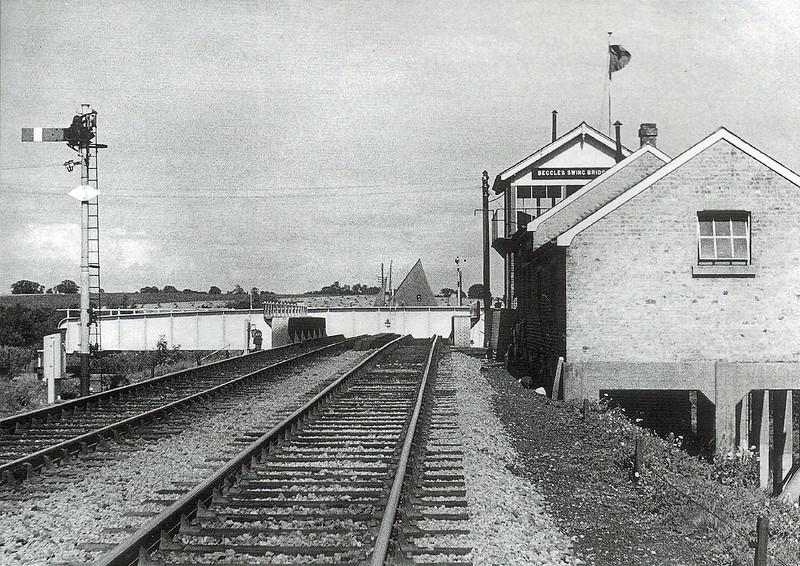 Beccles Swing Bridge