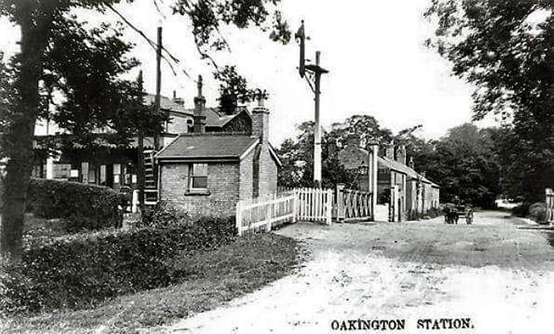 Oakington.