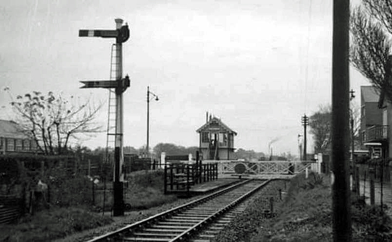 Newtown Halt