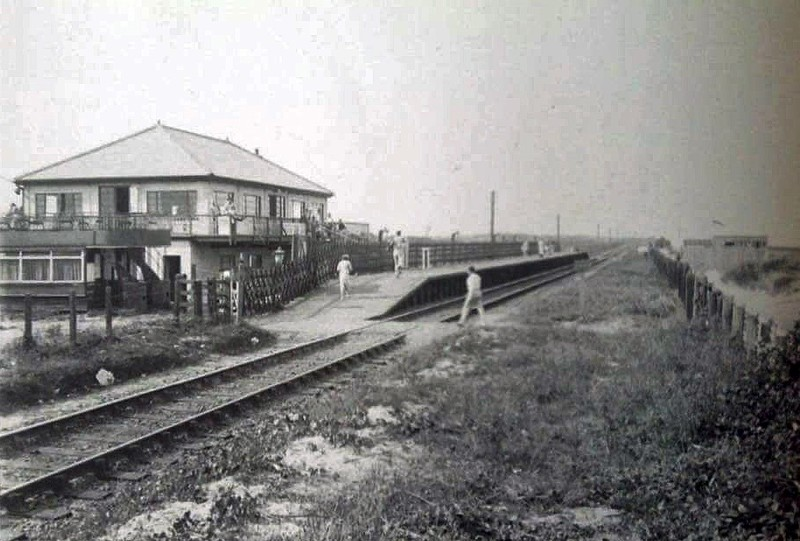 Caister Camp Halt