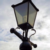 Station lamp, Brookeborough Railway Station, County Fermanagh.