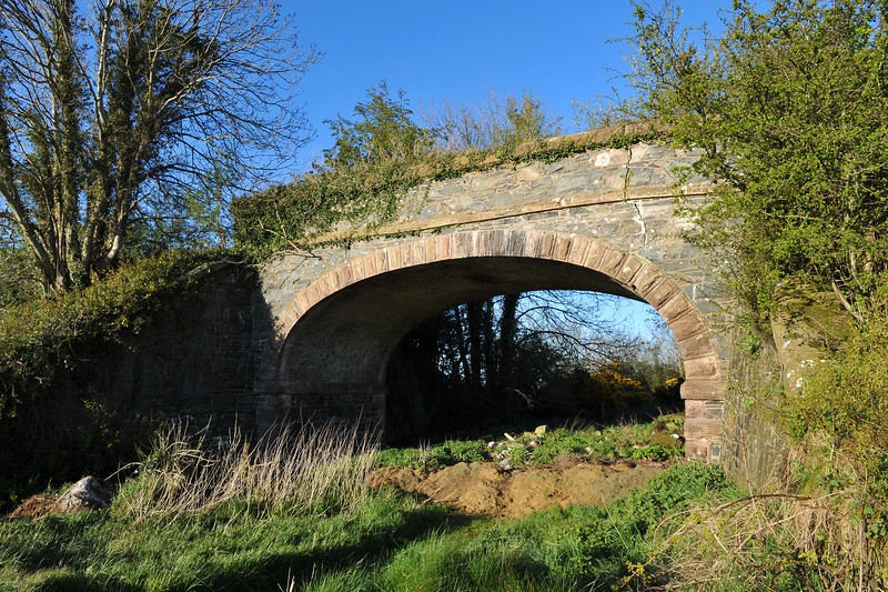 BCDR bridge near The Cotton, between Newtownards and Donaghadee. Pictured on Friday, 29th April 2016.