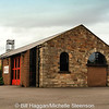 Comber Goods Shed. Now a Fire Station