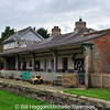 Saintfield railway station, County Down