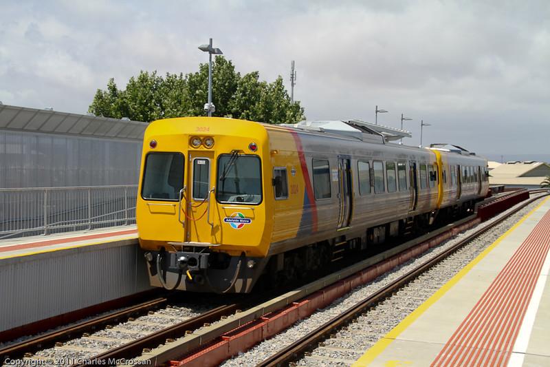 Metro unit 3024