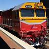 V-line loco N467 City of Stawell