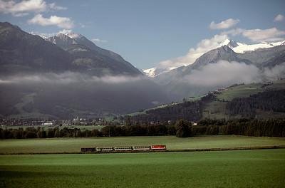 Austrian (mainly) narrow guage