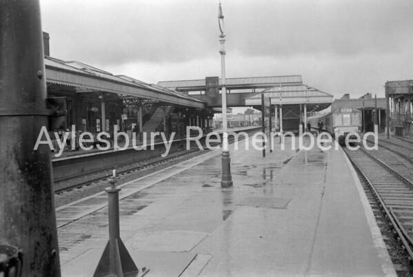 Aylesbury Town Station, c1964