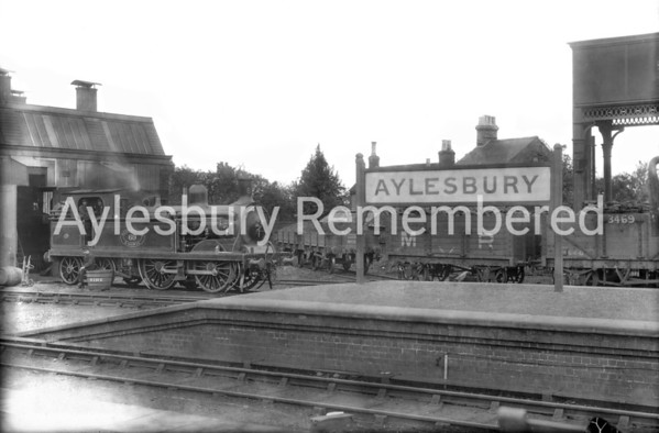 Aylesbury Town Station, 1900s