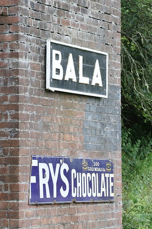 Bala Lake Railway 11 August 2016