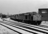 40 085 plus others in the snow at York  29/11/80