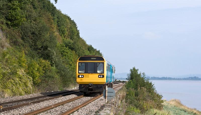 Severn Line at Gatcombe