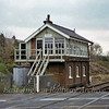 Shelford Signal Box.  21st November 1978. A bit of camera shake here unfortunately.