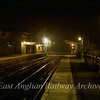Shelford at night.  9th January 1980