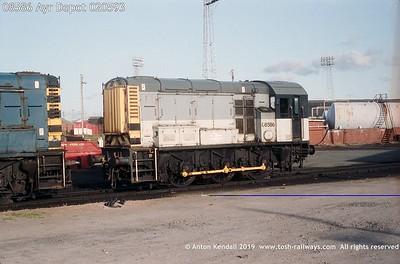 08586 Ayr Depot 020593