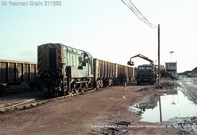 55 Yeoman Grain 211292