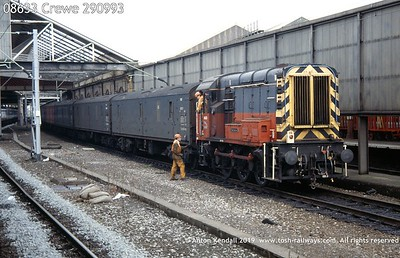08633 Crewe 290993