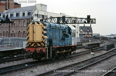 09017 Cardiff Central 230299