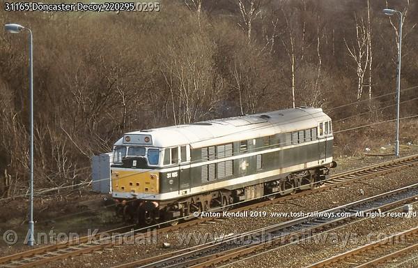31165 Doncaster Decoy 220295