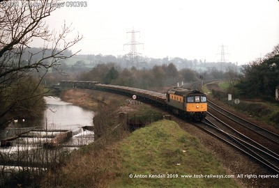 BR British Railways UK Great Britain photo diesel locomotive class 33 crompton shredder brc&w dutch