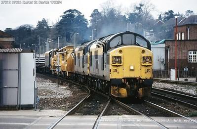 37012 37035 Exeter St Davids 170394