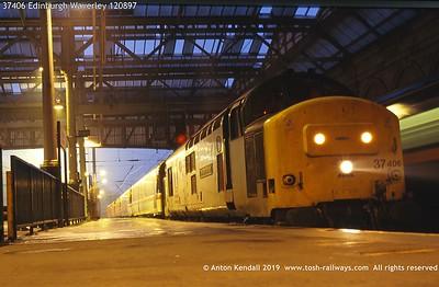 37406 Edinburgh Waverley 120897