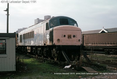 45149 Leicester Depot 1191