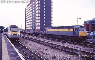 47315 Swindon 180299