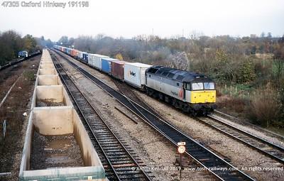 47305 Oxford Hinksey 191198