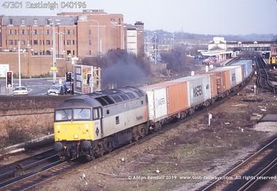 47301 Eastleigh 040196