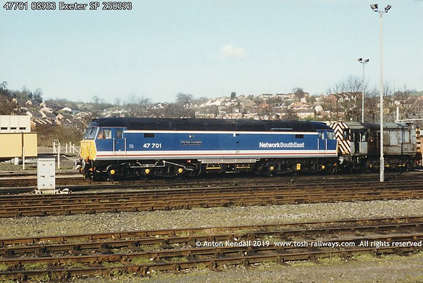 47701 08953 Exeter SP 250393