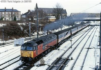 47701 York Holgate Jn 280195