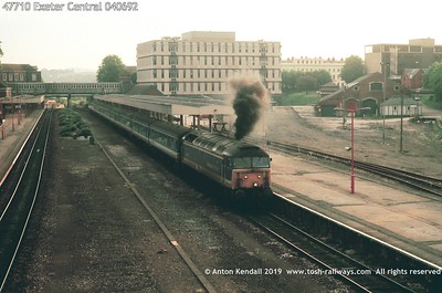 47710 Exeter Central 040692