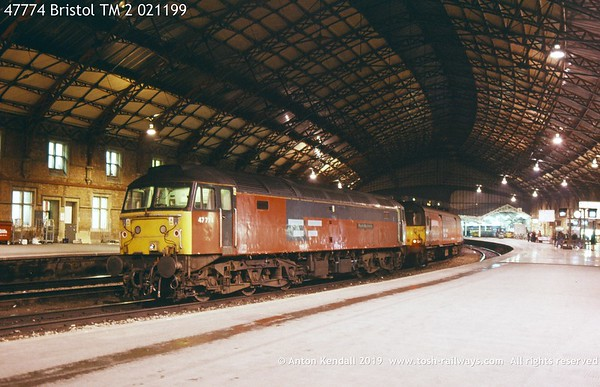 47774 Bristol TM 2 021199
