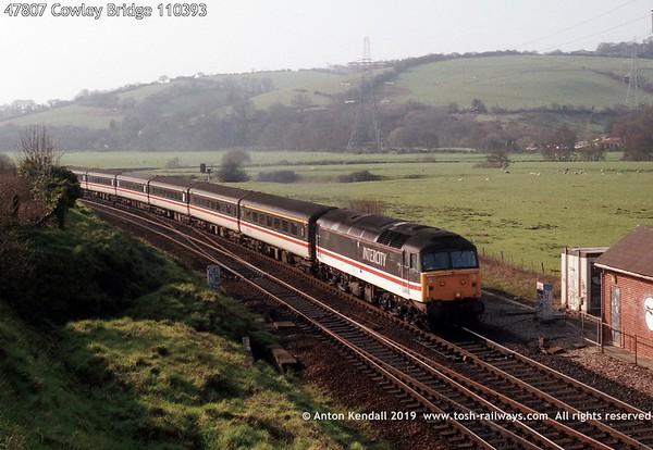 47807 Cowley Bridge 110393