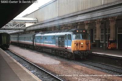 50003 Exeter St Davids 0291