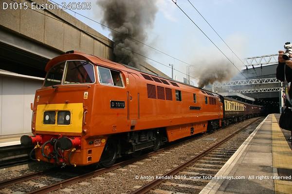 D1015 Euston 240605
