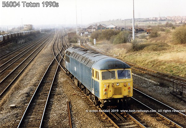 56004 Toton 1990s