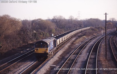 58008 Oxford Hinksey 191198