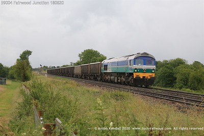 59004 Fairwood Junction 180620
