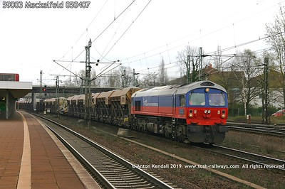 BR British Railways UK Great Britain photo diesel locomotive class 59 gm daddy ying db germany 259 001 003 heavy haul yeoman highlander baureihe