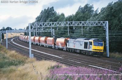 60055 Norton Bridge 010896