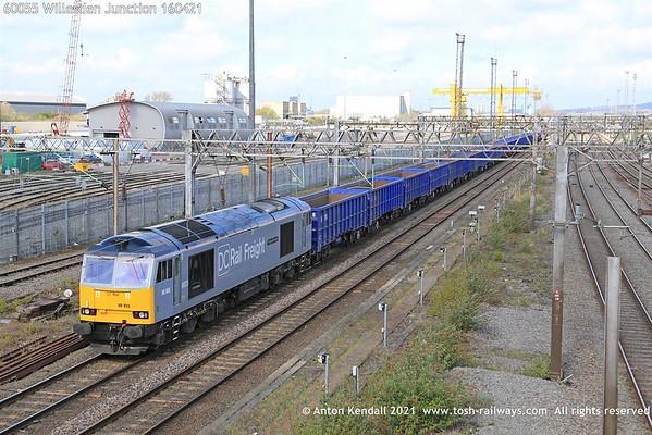 60055; Willesden; Junction; 160421