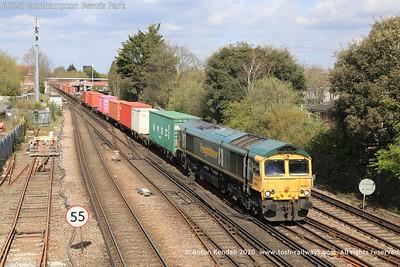 66951 Southampton Bevois Park